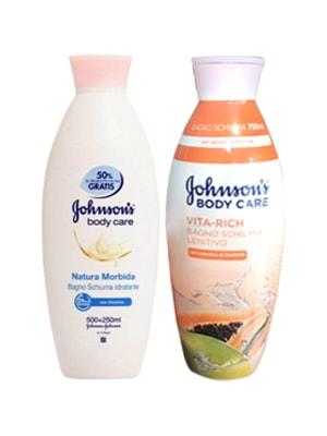 Sữa tắm dưỡng ẩm Johnson's Body Care 750ml của Mỹ