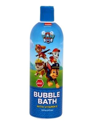 Sữa tắm cho bé Paw Patrol Bubble Bath With Vitamin E 473ml của Mỹ