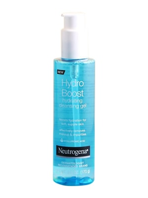 Gel rửa mặt Neutrogena Hydro Boost Hydrating Cleansing 170g
