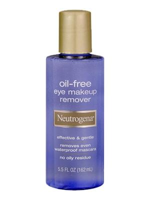 Nước tẩy trang mắt môi Neutrogena Oil-Free Eye Makeup Remover 162ml