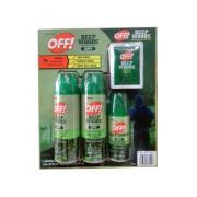 Sét xịt chống muỗi và côn trùng Off  Deep Woods Dr...