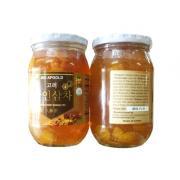 Nhân sâm tười Hàn Quốc ngâm mật ong, giá tốt, yên tâm khi mua