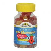 Kẹo Nature's Way Kids Smart Vita Gummies Omega 3 Fish Oil 60 viên