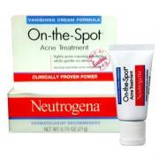 Kem trị mụn Neutrogena On-The-Spot Acne Treatment 21g của Mỹ