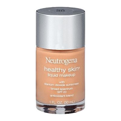 Kem nền Neutrogena Healthy Skin Liquid Makeup SPF 20 của Mỹ