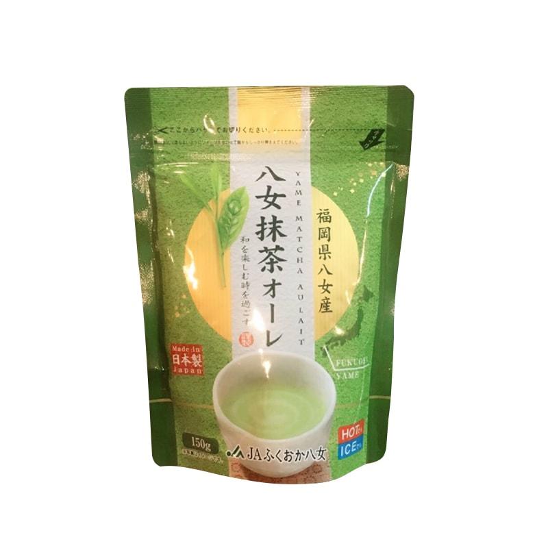 Bột trà xanh sữa Matcha Milk Yame 150g của Nhật Bản