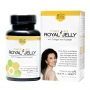Sữa ong chúa Power Bee Royal Jelly 1500mg 60 viên ...