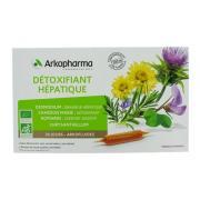 Thuốc thải độc gan Arkopharma Detoxifiant Hepatique hộp 20 ống