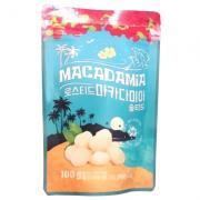 Hạt mắc ca tẩm muối Macadamia Aloha Nuts 100g của Nhật Bản
