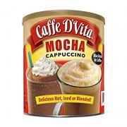 Bột cà phê hòa tan Caffe D'Vita Mocha Cappuccino 1...