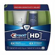 Bộ sản phẩm làm trắng răng Crest HD Pro-Health Dai...
