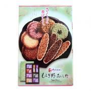 Bánh gạo cao cấp Tivoli Tivon 6 vị 56 cái của Nhật...