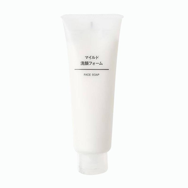 Sữa rửa mặt Muji Face Soap 200g của Nhật – Hàng nội địa