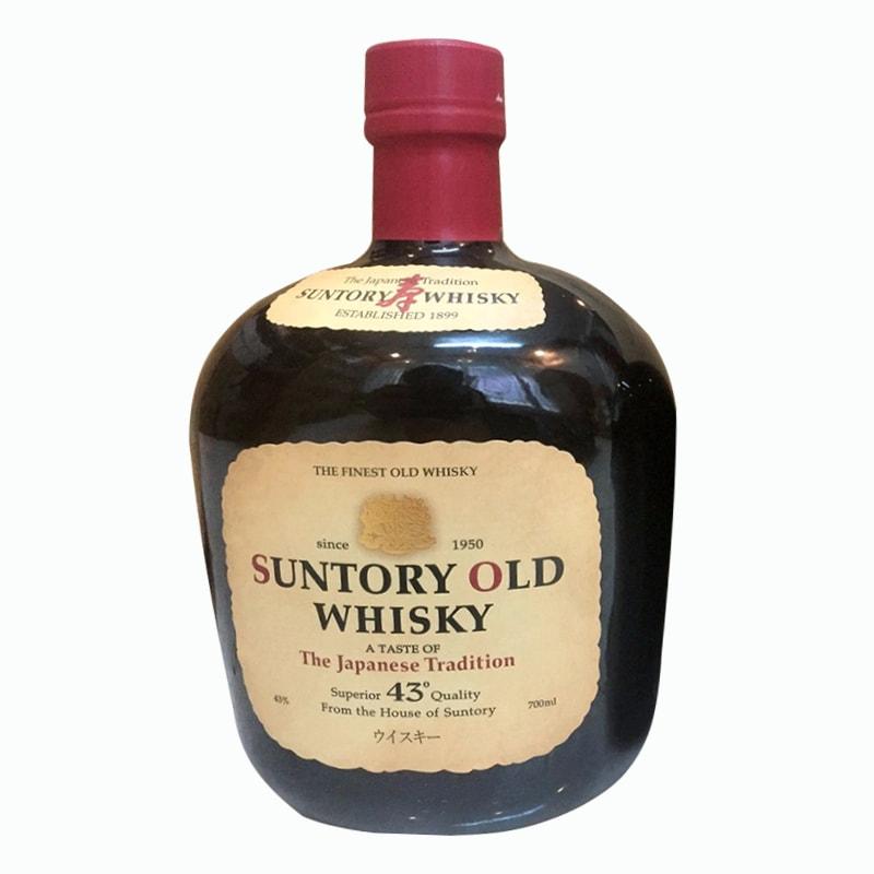 Rượu Whisky Suntory Old 700ml của Nhật Bản, hàng chính hãng