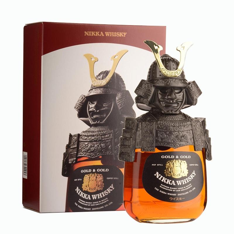 Rượu Whisky Nikka Samurai Của Nhật