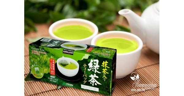 Tác dụng của trà kirkland trong việc điều trị bệnh, giảm cân
