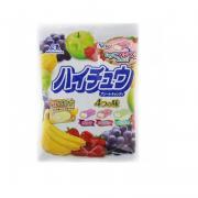 Kẹo dẻo vị trái cây Bourbon 50g của Nhật Bản