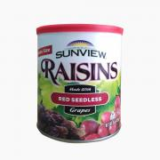 Nho khô Sunview Raisins Seedless 425g của Mỹ