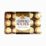 Socola Ferrero Rocher nhân hạt dẻ, hộp 30 viên của...