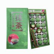 Bánh Mochi trà xanh Daifuku hộp 18 cái của Nhật Bả...