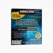 thuốc mọc tóc minoxidil 5 kirkland
