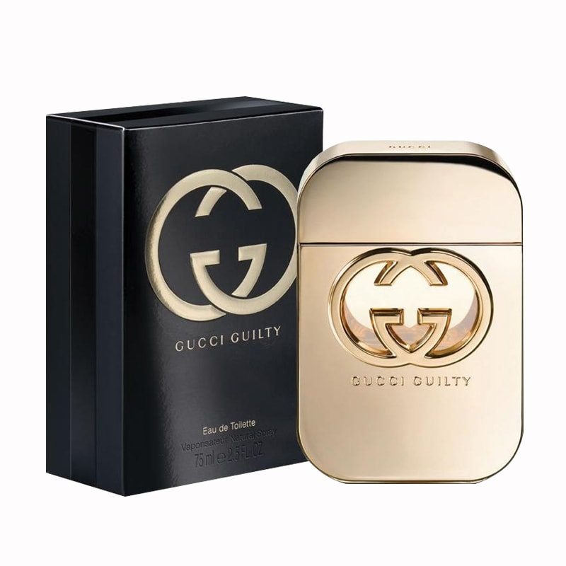 Nước hoa nữ Gucci Guilty EDT 75ml của Pháp