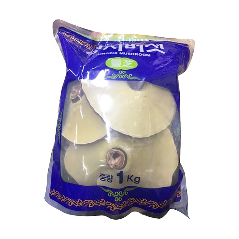 Nấm linh chi túi xanh Hàn Quốc Lingzhi Mushroom 1kg
