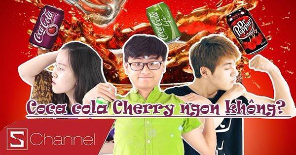Nước uống Coca Cherry ngon không? mua ở đâu uy tín đúng giá