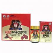 Cao hồng sâm linh chi Taewoong Food 240g x 2 lọ của Hàn Quốc