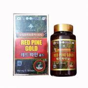 Tinh dầu thông đỏ Red Pine Gold 450mg hộp 100 viên...