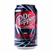 Nước ngọt Dr Pepper Cherry 355ml của Mỹ