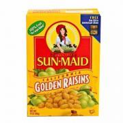 Nho khô hộp vàng Sun Maid Golden Raisins 425g của Mỹ