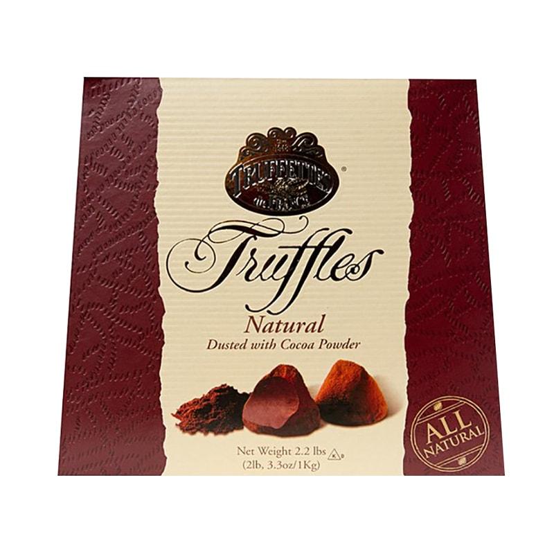 Socola Truffettes de France Truffles Natural 1kg của Pháp