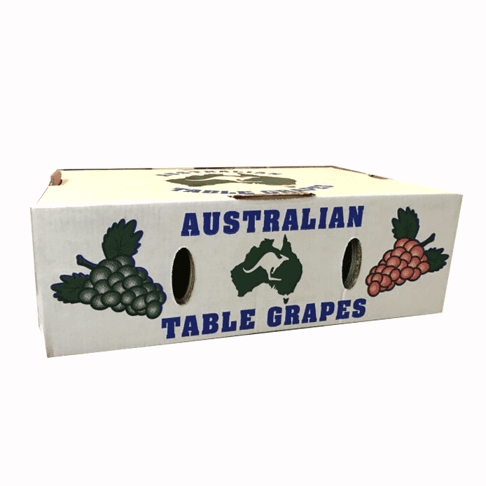 Nho khô nguyên cành Table Grapes thùng 4kg của Úc