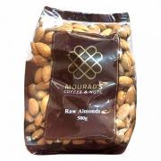 Hạt hạnh nhân Mourads Raw Almonds 500g mẫu mới của...