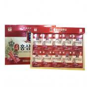 Hồng sâm lát tẩm mật ong Korean Red Ginseng Sliced...