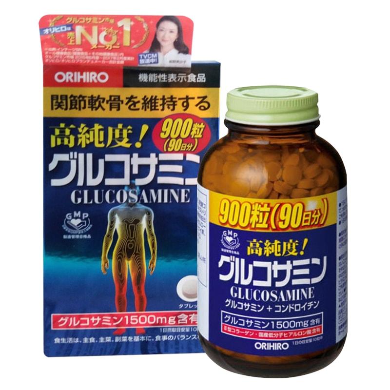 Thuốc Đau Khớp Orihiro Glucosamine 900 Viên Của Nhật Bản