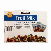 Hạt và trái cây tổng hợp Kirkland Trail Mix Snack ...