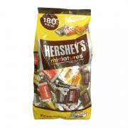 Kẹo Chocolate Hersheys Miniature Hộp 1.58kg Của Mỹ