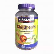 Kẹo Dẻo cho bé Kirkland Childrens Complete Multivitamin Gummies