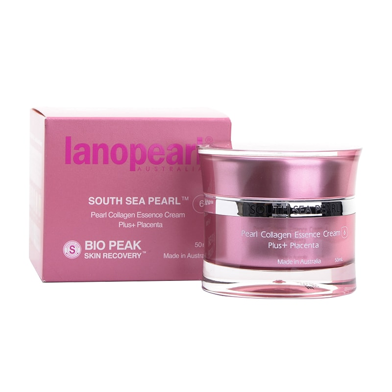 Kem dưỡng trắng da ngọc trai Lanopearl South Sea Pearl 50ml