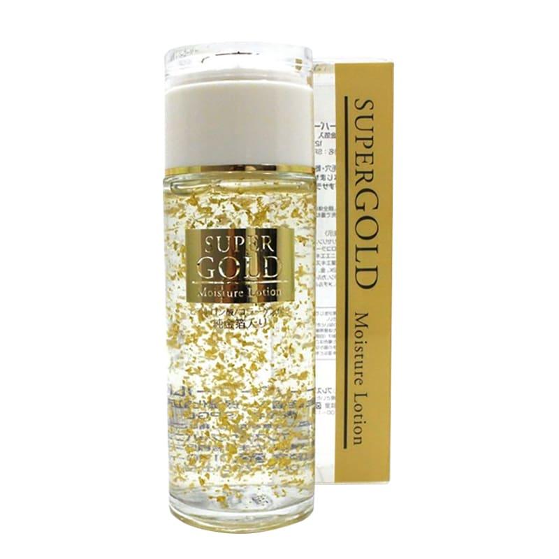 Sữa dưỡng ẩm tinh chất lá vàng Super Gold Moisture Lotion 120ml