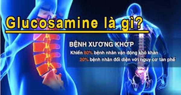 Glucosamine là gì, Công dụng của Glucosamine, loại tốt nhất
