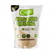 Hạt diêm mạch hữu cơ Absolute Organic Quinoa 1kg của Úc