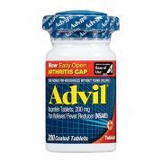 Thuốc giảm đau Advil 200mg Easy Open Arthritis Cap...