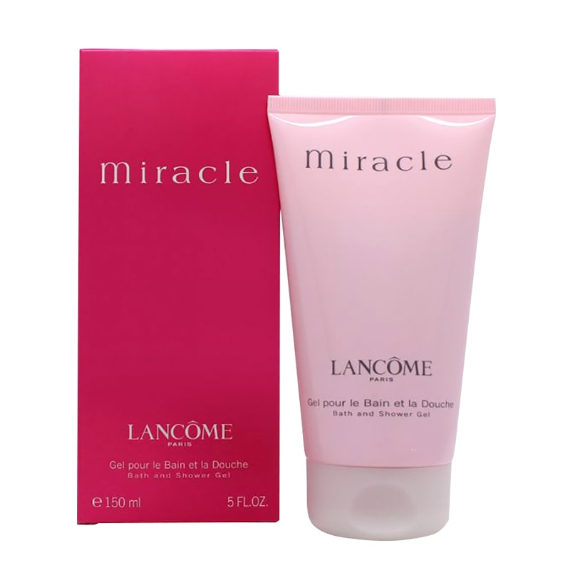 Sữa tắm nước hoa Lancome Miracle Bath and Shower Gel 150ml