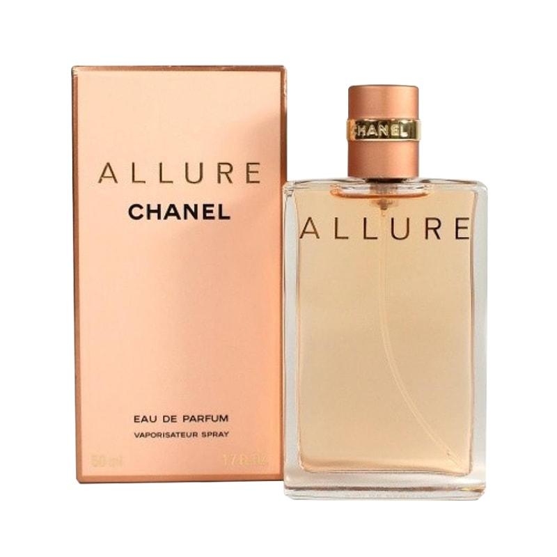 Nước hoa nữ Chanel Allure Eau De Parfum 50ml của Pháp