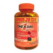 Kẹo Vitamin One A Day Women's Vitacraves Gummies 170 viên