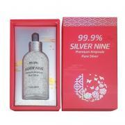 Serum bạc 99.9% Silver Nine Premium Ampoule của Hàn Quốc