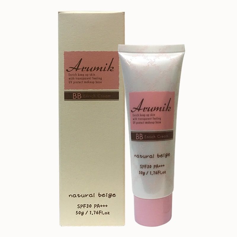 Kem trang điểm Arumik BB Enrich Cream 50g của Nhật Bản